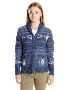 Pendleton Women's Petite Skyview Cardigan Sweater
