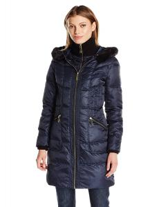 Vince Camuto Women's Mid Weight Down Coat