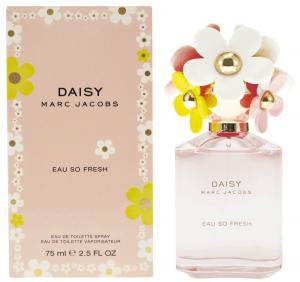 Marc Jacobs Daisy Eau So Fresh By Marc Jacobs Eau-de-toilette Spray for Women, 2.50-Fluid Ounce