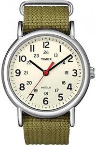 Timex Men's Weekender Analog Canvas Strap Watch
