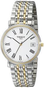 Tissot Men's T52248113 T-Classic Desire Two-Tone Watch