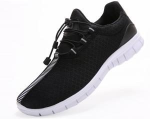Juan Men's Running Shoes Fashion Breathable Sneakers Mesh Soft Sole Casual Athletic Lightweight