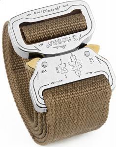 Klik Belt, World's Strongest Belt. No Holes. Precise fit. Clean Style.