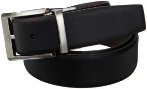 Calvin Klein Men's Smooth Leather Reversible Belt