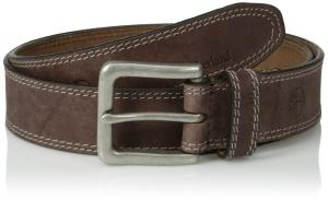 Timberland Men's Boot-Leather Belt