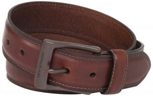 Levi's Men's Leather Belt With Padded Center
