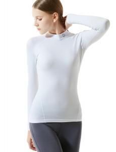 Tesla Women's Thermal Coldgear Compression Baselayer Mock Long Sleeve WT32