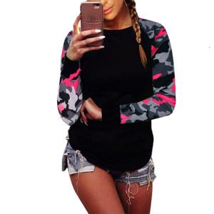 Hot Sale!Women Autumn Blouse,Canserin Women Fashion Printed Long Sleeve T-Shirt Autumn Casual Blouse Tops Size US 4-12