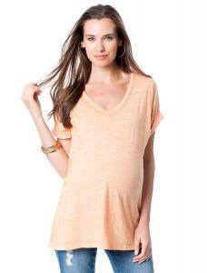 A Pea in the Pod Dolman Sleeve Maternity T Shirt