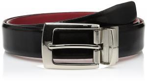 Tallia Men's Hockney Leather Belt