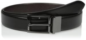 HUGO Hugo Boss Men's Gabryo Reversible Leather Belt