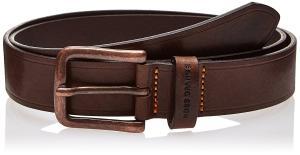 BOSS Orange Men's Jeny Leather Belt
