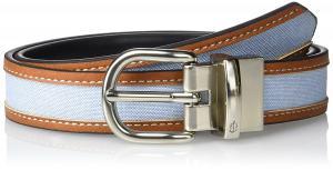 Nautica Boys' Nautica Boys Reversible Fabric Belt