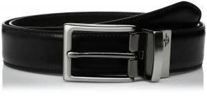 Dockers Men's Feather Reversible Stitch Belt