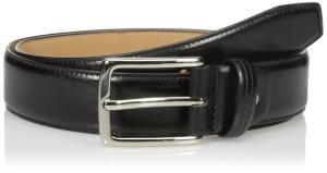 Dockers Men's Drop-Edge Belt