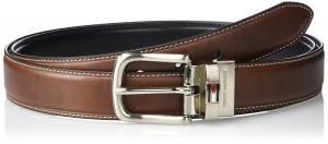 Tommy Hilfiger Men's Big and Tall Reversible Belt