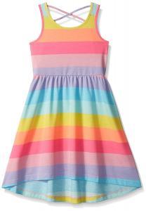 The Children's Place Girls' Cross Back Dress