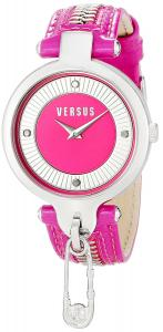 Versus by Versace Women's SOB030014 KEY BISCAYNE Analog Display Quartz Pink Watch