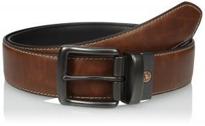 Levi's Men's Reversible Casual Belt with Stitch Edge