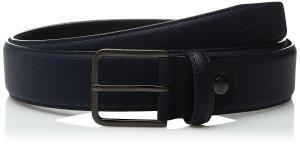 Lacoste Men's Men's Classic Tonal Metal Croc Belt