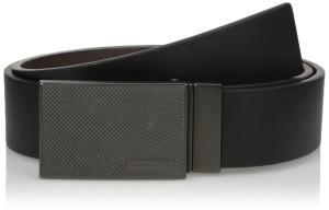 Calvin Klein Men's Calvin Klein Plaque Buckle 40mm Reversible Belt