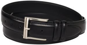 Florsheim Men's Big-Tall Pebble Grain Leather Belt 32MM