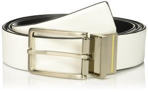 Calvin Klein Men's Calvin Klein 35mm Reversible Smooth Leather To Self Belt