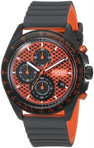 Fossil Sport 54 Chronograph Silicone Watch