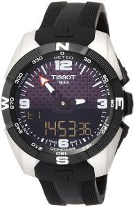 Tissot T-Touch Expert Solar NBA Speacial Edition Black Dial Mens Watch T0914204720701
