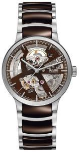 Rado Men's Steel Bracelet & Case Automatic Silver-Tone Dial Analog Watch R30179302