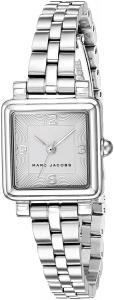 Marc Jacobs Women's 'Vic' Quartz Stainless Steel Casual Watch, Color:Silver-Toned (Model: MJ3529)