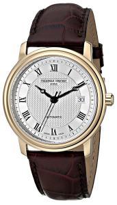 Frederique Constant Men's FC-303MC3P5 Classics Automatic Silver Dial Watch