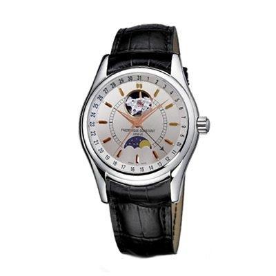 Frederique Constant Moontimer Men's Automatic Watch - FC-335V6B6