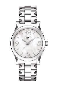 Tissot Stylis-T Ladies Watch T0282101111702 Wrist Watch (Wristwatch)