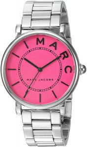 Marc Jacobs Women's 'Roxy' Quartz Stainless Steel Casual Watch, Color:Silver-Toned (Model: MJ3524)