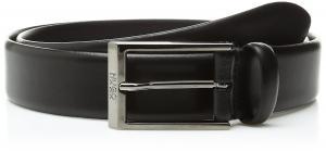 HUGO Hugo Boss C-Gamal Italian Leather Dress Belt