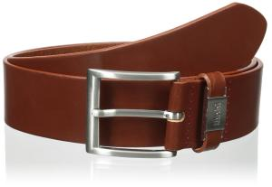 C-Connio Smooth Leather Belt