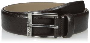 C-Elloy Embossed Leather Belt