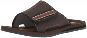 CLARKS Men's Lacono Bay Slide Sandal