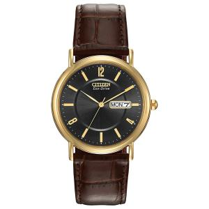 Đồng hồ Citizen Men's Eco-Drive Stainless Steel Watch with Date, BM8242-08E