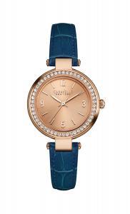 Đồng hồ Caravelle New York Women's 44L178 Analog Display Quartz Blue Watch
