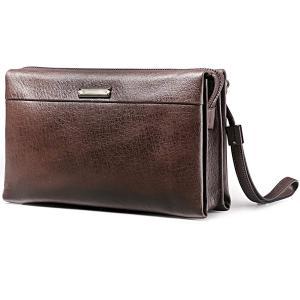 Ví cầm tay nam Teemzone Mens Genuine Leather Clutch Bag Handbag Organizer Checkbook Wallet Card Case
