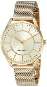 Đồng hồ Nine West Women's NW/1922 Mesh Bracelet Watch