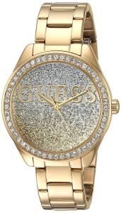 Đồng hồ GUESS Women's U0987L2 Stainless Steel Crystal Casual Watch