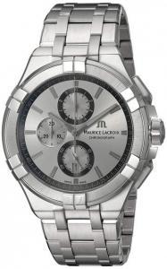 Đồng hồ Maurice Lacroix Men's 'Aikon' Quartz Stainless Steel Casual Watch, Color:Silver-Toned (Model: AI1018-SS002-130-1)