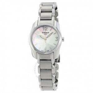 Đồng hồ Tissot T-Wave Mother of Pearl Dial Ladies Watch T0232101111700
