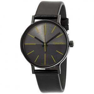 Đồng hồ Calvin Klein Boost Black Dial Mens Watch K7Y214CL