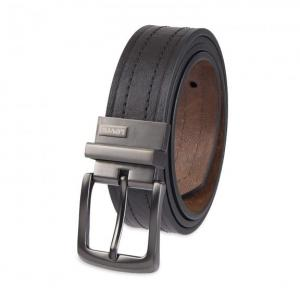 Dây lưng namLevi's Men's Reversible Casual Jean Belt 11LV2223 Black/Brown
