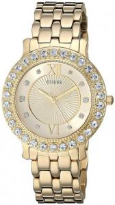 Đồng hồ GUESS Women's Stainless Steel Crystal Watch U1062L5