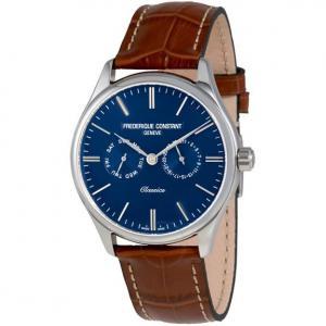 Đồng hồ Frederique Constant Classics Blue Dial Men's Watch FC-259NT5B6